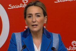 """Milagros Tolón (PSOE): """"La promesa de empleo de Cospedal a cambio de votar al PP es un fraude electoral"""""""