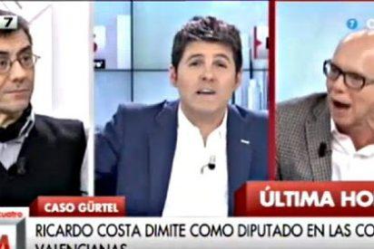 """Juan Carlos Monedero: """"En algunos lugares al PP habría que ilegalizarlo"""""""
