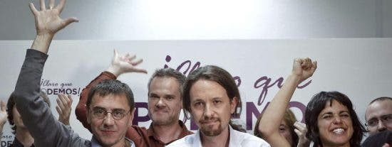 ¿Igualdad de género en Podemos? ¡Solo cuatro mujeres son líderes en las 25 grandes ciudades!