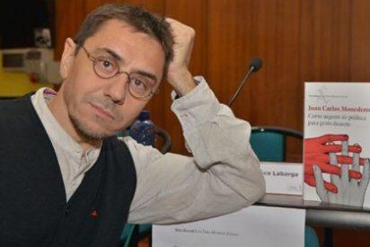 """Ruiz Quintano: """"El modelo empresario sin trabajadores de Monedero le permite ahorrarse la plusvalía de Marx"""""""