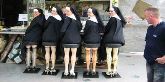 La verdadera historia de las monjas del Cuerpo de Pajilleras del Hospicio de San Juan de Dios