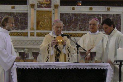Muere a los 104 años el obispo más anciano del mundo