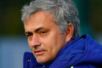 """Mourinho busca como excusa el arbitraje tras cascarle cinco el Tottenham: """"Prefiero perder como contra el Newcastle que por el árbitro"""""""