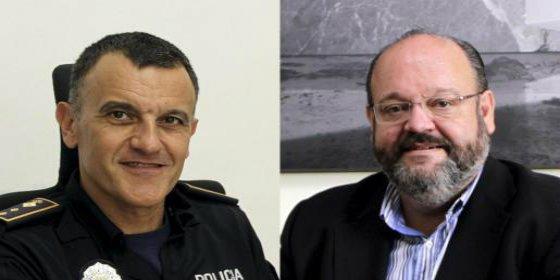 Al concejal de Seguridad y al jefe de Policía de Palma no les llega la camisa al cuello
