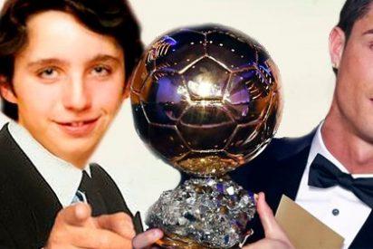 El 'pequeño Nicolás' aparece en un acto y le roba el protagonismo a Cristiano Ronaldo