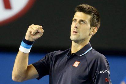 Fernando Verdasco le clava 16 aces a Novak Djokovic pero pierde el partido