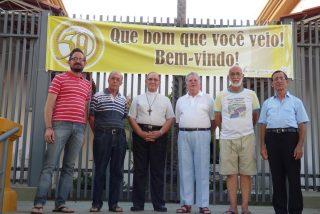 Encuentro de los misioneros de la OCSHA en Brasil
