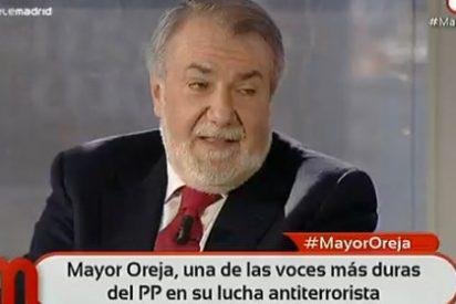 """Jaime Mayor Oreja: """"Aznar y yo nos equivocamos con el acercamiento de presos de ETA"""""""