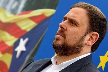 Junqueras está tristón: cree que aunque gobierne Podemos el Estado siempre negará la consulta o un referéndum