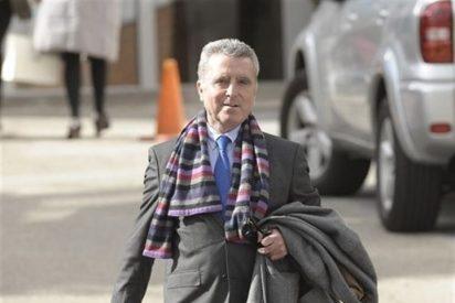 Ortega Cano sale de la cárcel de Zuera disfrutando de su primer permiso
