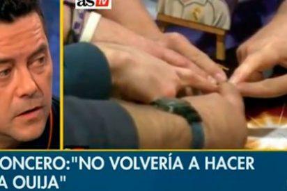 """Tomás Roncero rectifica tras la polémica portada de la 'ouija': """"Si la manera de recordar a Juanito era errónea, yo pido disculpas"""""""