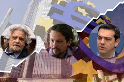 El euro cae a su nivel mínimo en 11 años tras el triunfo de la extrema izquierda en Grecia