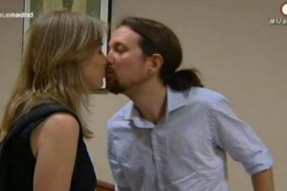 Pablo Iglesias rompe con Tania Sánchez para no contaminarse 'políticamente' con sus chanchullos