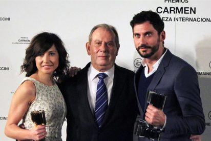 Marian Álvarez y Paco León, los guapos oficiales del cine español