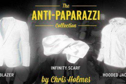 Llega la asombrosa ropa 'antipaparazzi' que vuelve invisibles a los famosos