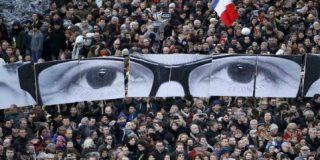 Desde la capital del mundo todos contra el terrorismo islamista...¡y por la libertad!