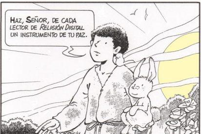Villancico y broma de Religión Digital