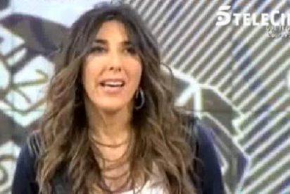"""El descuido de Paz Padilla en el 'nuevo' 'Sálvame': """"Enseño las tetas en verano y ahora las bragas"""""""