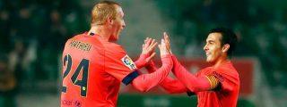 El Barça supera al Elche con un 4-0 y se cita con el Atlético en los cuartos de Copa
