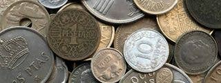 Los españoles guardan en la hucha 1.664 millones de euros en pesetas canjeables hasta 2020