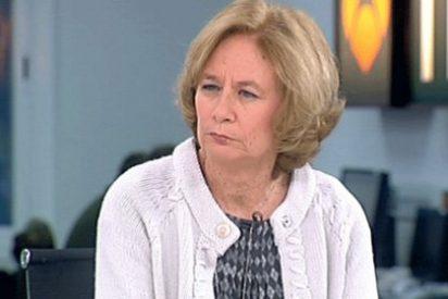 """Pilar Cernuda tajante ante las palabras de la 'despistada' Tania Sánchez: """"Es corrupta con todas las letras"""""""