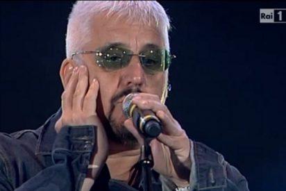 Fallece de un infarto el cantautor italiano Daniele Pino