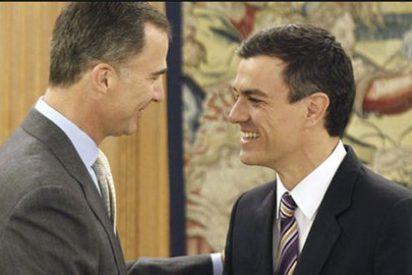 El cruce de SMS entre Felipe VI y Sánchez trae de cabeza a la Infanta