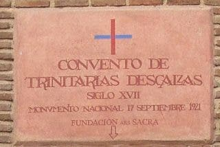 Se busca a Cervantes a los pies de la Inmaculada