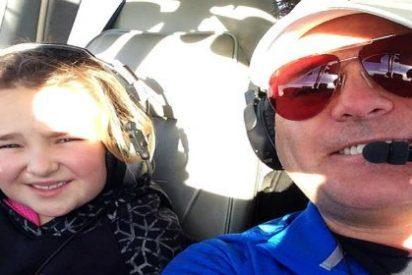 El milagro de la valiente niña de 7 años que sobrevivió a un accidente de avión en el que murió toda su familia