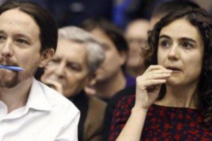 La 'amiga personal' de Pablo Iglesias mete a Podemos en un atolladero