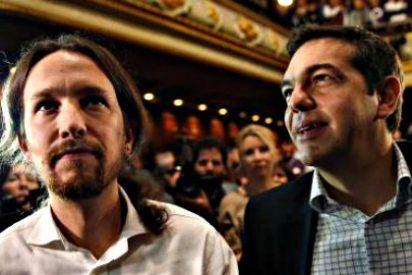 El País suplica a Syriza que haga un hueco a los socialistas en su Gobierno