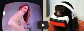 [Vídeo] La curiosa reacción de unos cachondos al ver pornografía virtual