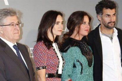 Jennifer Connelly brilla con luz propia en el preestreno de 'No llores, vuela'