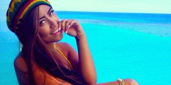 La hermana de Neymar revoluciona Instagram dando la bienvenida al nuevo año en bikini