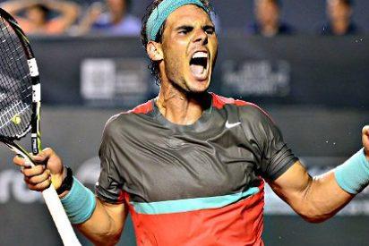 Rafa Nadal se mantiene como el tercer tenista del mundo ránking de la ATP