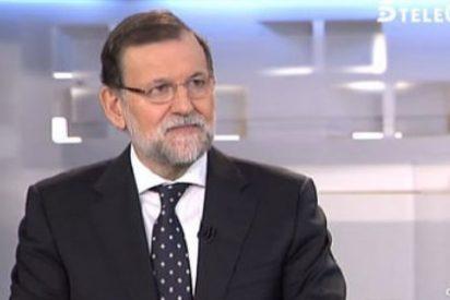 """Rajoy está vacunado contra el 'virus Bárcenas': """"No recibí dinero negro ni conocía la caja B"""""""