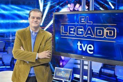 Ramon García vuelve a TVE con su nuevo concurso, 'El Legado'