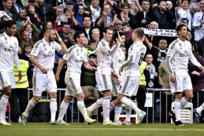 El Real Madrid recupera la sonrisa y sólo falta que Cristiano Ronaldo recupere puntería