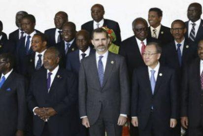 Los líderes africanos meten al Rey en una encerrona en Etiopía