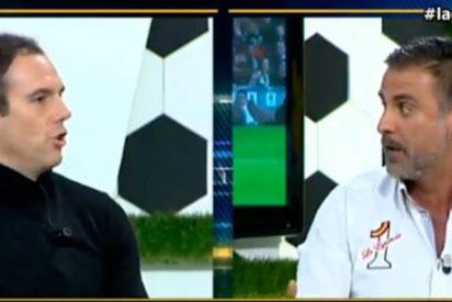 """Antonio Romero le tapa la boca a Pepe (GH7) por criticar al periodismo deportivo: """"Nosotros sabemos lo que se cuece en un vestuario y tú no"""""""
