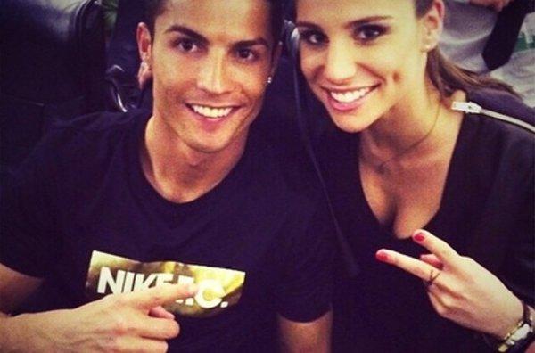 Lobato ficha a a la que podría ser la nueva novia de Cristiano Ronaldo