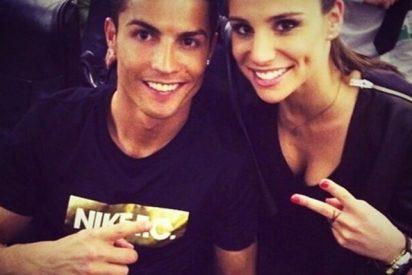 De supuesta amante de Cristiano Ronaldo a presentar la Fórmaula 1