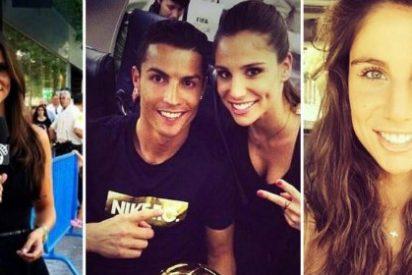 ¿Es esta la nueva novia que se ha echado Ronaldo tras la faena de Irina Shayk?