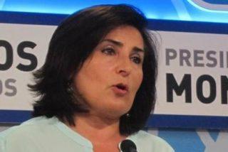 """La portavoz popular, Francisca Rosa asegura que """"el sentido común dice que debe gobernar la lista más votada"""""""