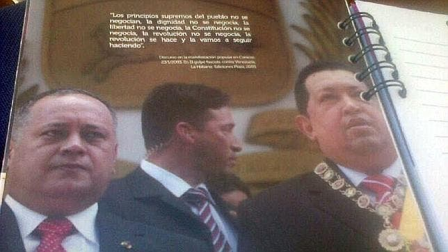 El jefe de seguridad del número dos del régimen chavista venezolano deserta a EEUU