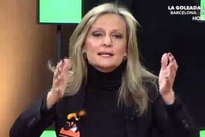 """Isabel San Sebastián carga contra el machismo de Córdoba TV: """"¿Dónde están las Femen? ¡Ahí las quiero ver yo!"""""""
