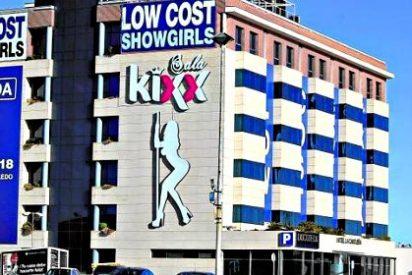 El prostíbulo 'low cost' más grande de España se llama Kiss y está en Madrid