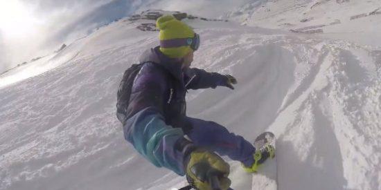 Abre la Estación de Sierra Nevada con más de 90 kilómetros esquiables