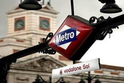 Metro de Madrid corta media hora el servicio en Vodafone Sol por orden de la Policía