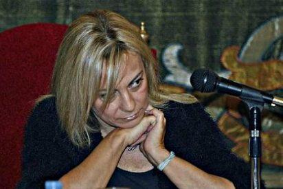 Sonia Castedo, la alcaldesa imputada de Alicante, hará caja ahora en la televisión